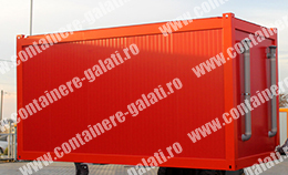 container dormitor second hand Caras-Severin